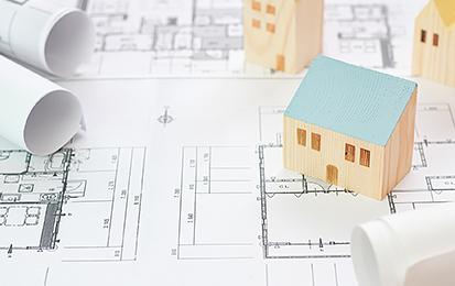 新築時の設計図書イメージ